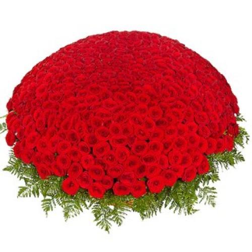 Купить на заказ 301  роза с доставкой в Шаре